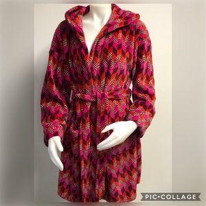 VERA BRADLEY Women's Multi Colored Robe!